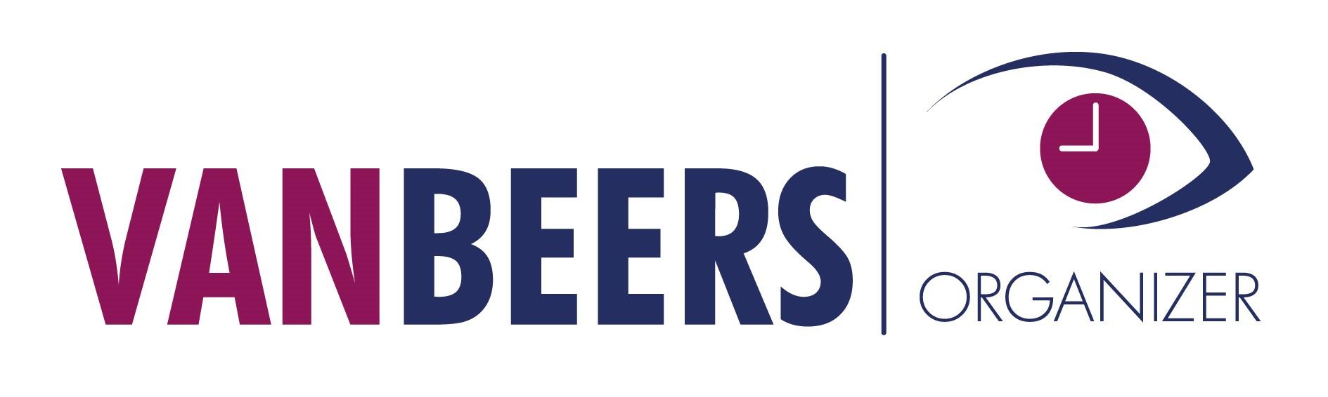 van Beers Professional Organizer Logo